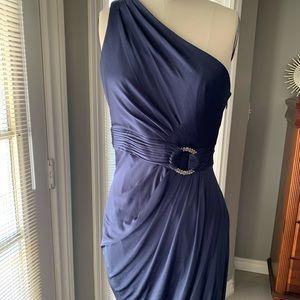 BCBG Blue dress size L